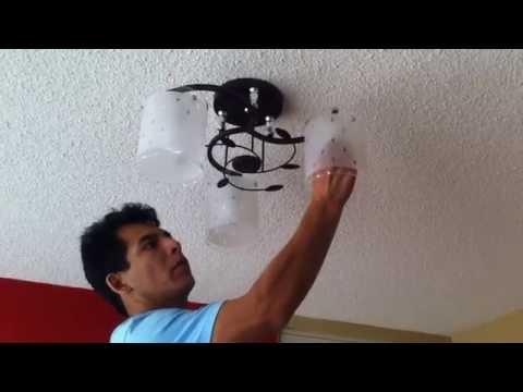 Download youtube mp3 como instalar lamparas de techo - Como instalar lamparas led ...