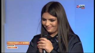 Christabelle Borg - Kingdom (Malta ESC Preselection 2016)