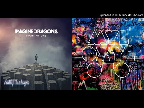 Princess of The River Mashup - Imagine Dragons & Coldplay feat. Rihanna