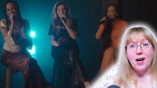 Vocal Coach Reacts to Little Mix 'Confetti' Acoustic