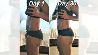 30 Days of No Bread | Before & After Results