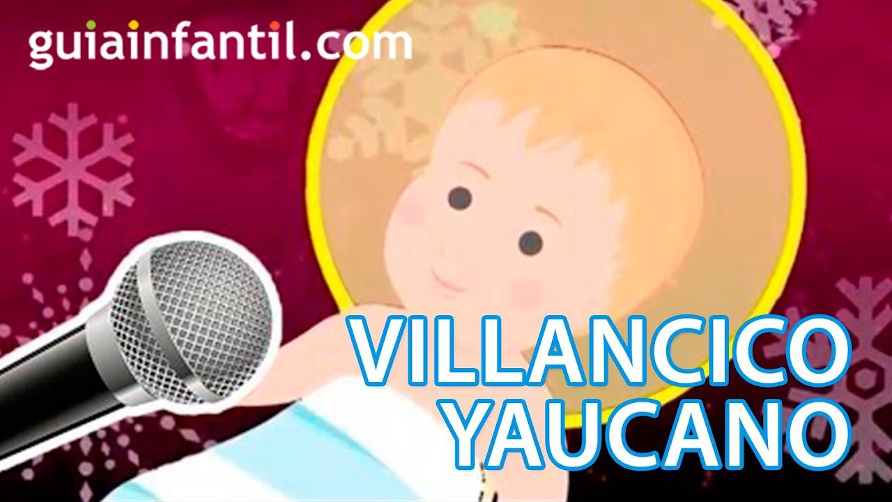 Karaoke de villancico yaucano para cantar en Navidad