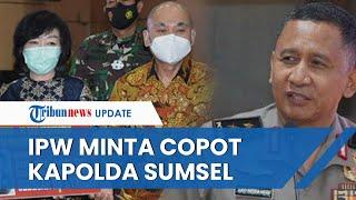 Sosok Kapolda Sumsel Irjen Eko Indar Heri, Diminta IPW Dicopot Jabatannya Buntut Gaduh Hibah Rp2 T
