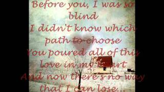 Elliott Yamin - You are the one with lyrics.wmv