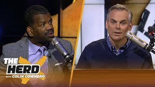 Rob Parker calls LeBron the 'W.L.O.A.T.', thinks drafting Kyler Murray is a 'gamble' | THE HERD