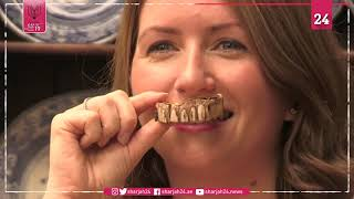Centuries-old dentures set for auction