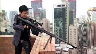 Fulltime Killer | 全职杀手 (2001) | All Epic Sniper & Shootout Scenes | 1080p