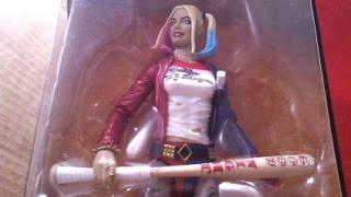 "DC Multiverse 12"" Suicide Squad Harley Quinn Toysrus.com Order Unboxing"