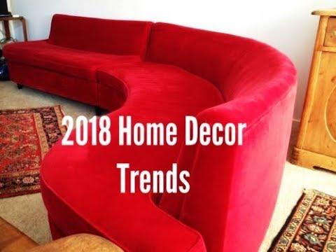 2018 Home Decor Trends !!
