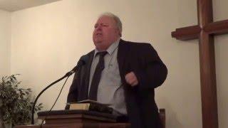 David Hicks 3 11 16 Higher Ground Apostolic Ministries.