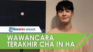Ini Wawancara Terakhir Cha In Ha, Ada Pesan sang Idola yang Terselip sebelum Ditemukan Meninggal