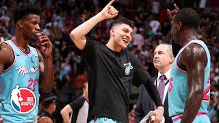 Tyler Herro, Kendrick Nunn adding firepower to the Heat | NBA on ESPN