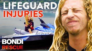 Top 5 Worst Lifeguard Injuries on Bondi Rescue
