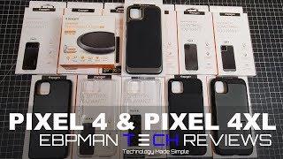 NEW! Google Pixel 4 XL Cases from Spigen