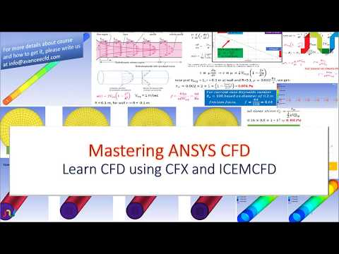 Download Ansys Cfx Cfd Icem Ansys Workbench Tutorial Video Fluid