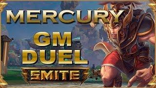 SMITE! Mercury, Menudo daño insano! GM Duel #90