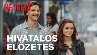 A csókfülke 2. | Hivatalos előzetes | Netflix