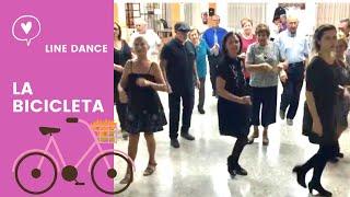 Baile en Linea - La Bicicleta