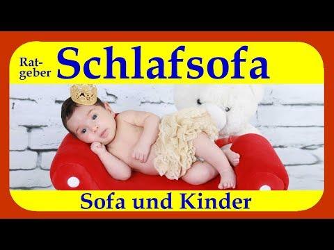 Schlafsofa - Welches Sofa ist für Kinder geeignet?   Schlafsofa mit Bettkasten