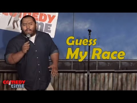 Comedy Time - Guess My Race (Stand Up Comedy)