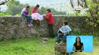 Kipatla (LSM) - Programa 5, Los tenis de Carlos