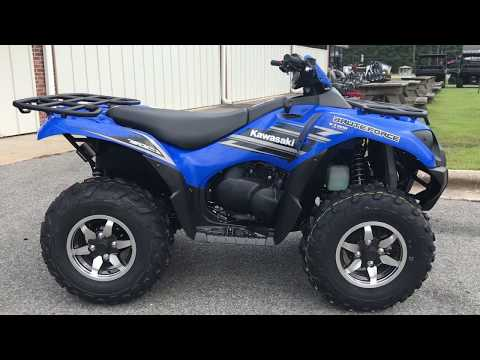 2018 Kawasaki Brute Force 750 4x4i EPS in Greenville, North Carolina - Video 1