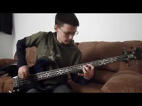 OTEP - Serv Asat - bass cover