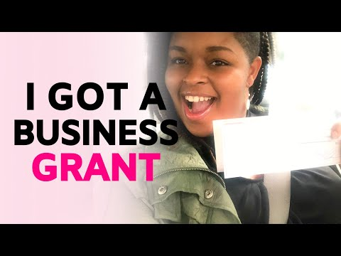 , title : 'I Got a Business Grant! (How to Get Grant Funding for Your Business)