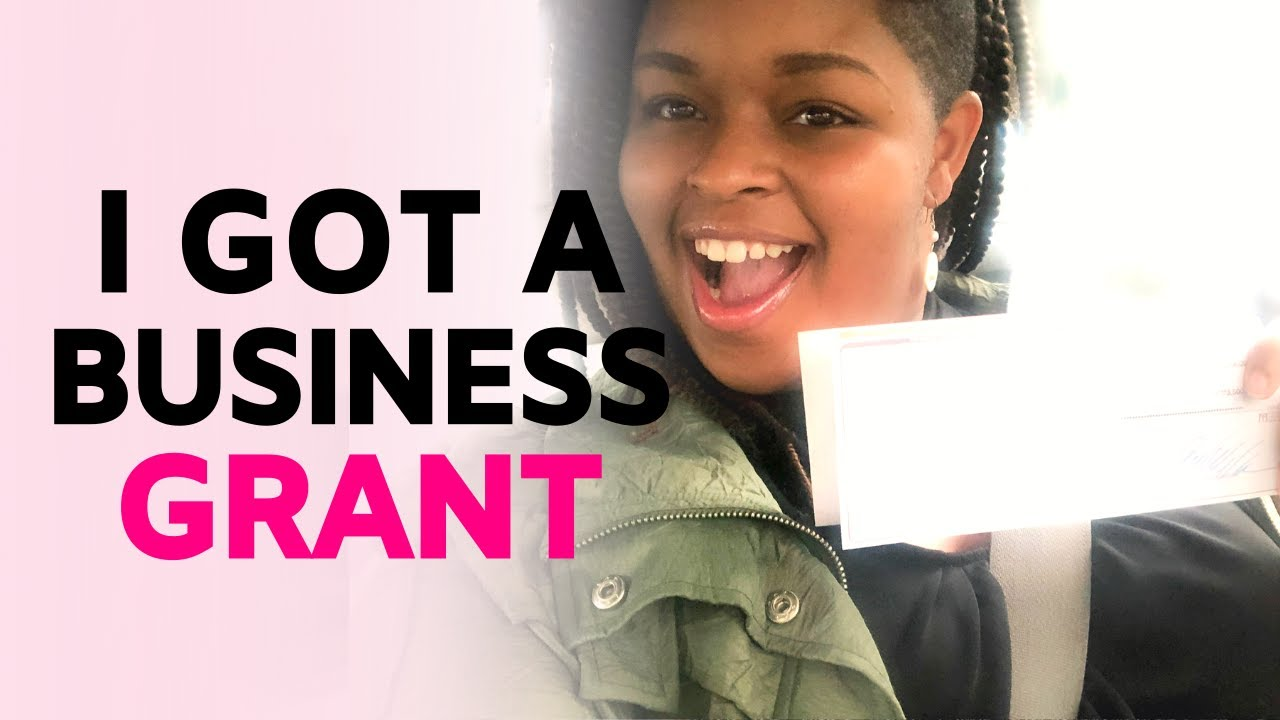 I Got a Service Grant! (How to Get Grant Financing for Your Organization) thumbnail
