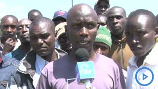 Jambo Kenya residents engage police in running battles accusing them