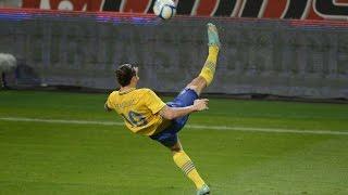 Zlatan Ibrahimovic - Top 10 Goals Ever |HD