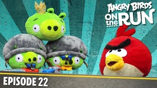 Angry Birds On The Run | The Final Showdown   S1 Ep22