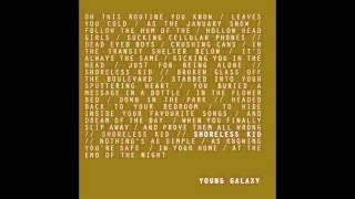 YOUNG GALAXY - Shoreless Kid