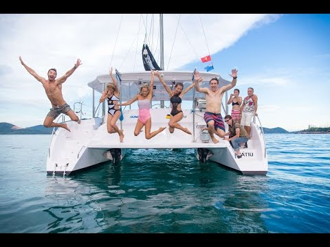 Seawind 1160 Resort video