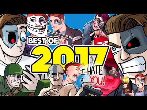 The Year of Moo Snuckel Rage, Terroriser Spots & Mario Kart Trolls/Raging (Best of Terroriser 2017)