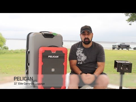 Pelican 22″ Elite Carry on and Travel Tips