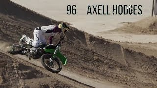 Axell Hodges Crashes & Falls