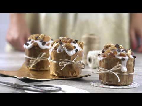 Mini pan dulces