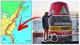 How To Thru Hike The 4,800mi Eastern Continental Trail