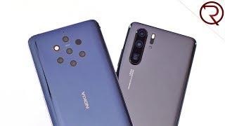 Huawei P30 Pro VS Nokia 9 PureView CAMERA COMPARISON!