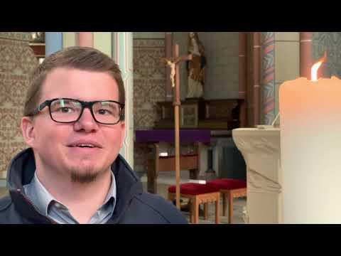 Erstkommunion 2021 - Kerzensegnung