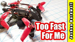 "Best 3"" Racing Drone with DJI Caddx Vista? Catalyst Machineworks Massive Droner HD"