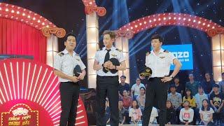 Trường Giang Trấn Thành nói gì về các thí sinh thắng 100 triệu Thách Thức Danh Hài 5
