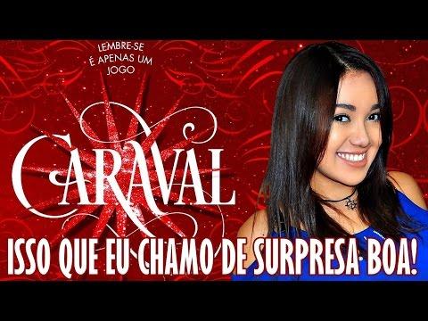 MOTIVOS PARA LER CARAVAL, DE STEPHANIE GARBER | Magia Literária