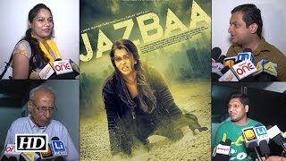 Jazbaa Movie (2015) | Public Review - YouTube