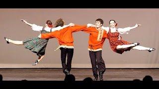 Slavic Folk Dances