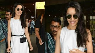 Shraddha Kapoor returned from chennai