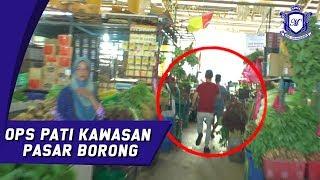 Jabatan Imigresen Cekup Warga Asing Meniaga Di Pasar Borong