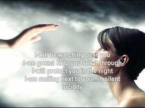 Queensryche Silent Lucidity - written lyrics