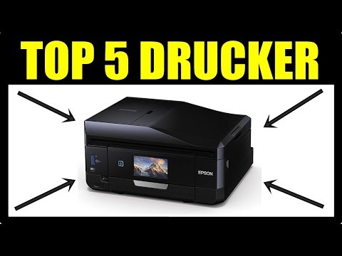 ► MULTIFUNKTIONSDRUCKER TEST 2018 ★ Duplex Drucker & Wlan Drucker ★ TOP Multifunktionsdrucker Test